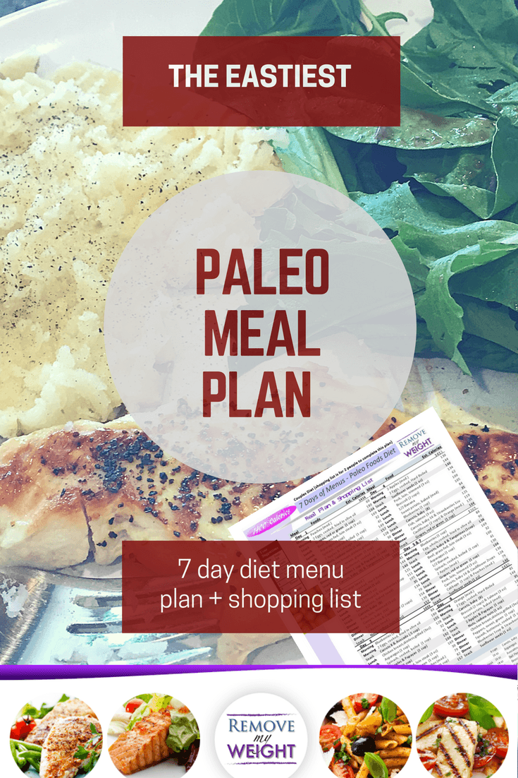 1200 Calorie Paleo Meal Plan