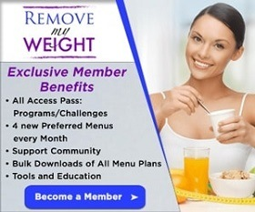 Remove my Weight Member