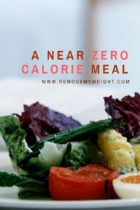low calorie salad recipe weight loss